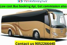 Bus Ticket Booking API at only 10, 000Rs,  Get 7% commission also