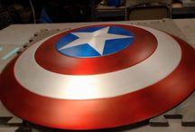 God Bless Captain America / Celebrating our favorite patriotic superhero