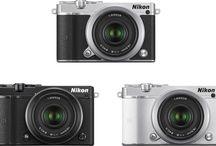 Camera- mirrorless, built in WiFi