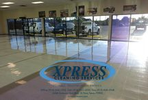 FLOOR CARE / Floor Care Service by XPRESS Cleaning Services
