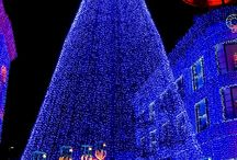 Christmas Lights Tour / http://christmaslightstour.blogspot.com/ / by DigiScrapCafe.com