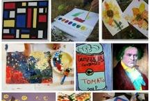 Teaching Art / by I am an Elizabeth.