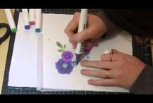 Videos and tutorials by Kerry's Crafty Cards and Cuts