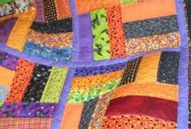 Halloween Quilts & Table Runners