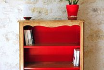 Upcycling bookcases