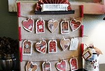 Valentine's Day Decor / by Lori Gorman