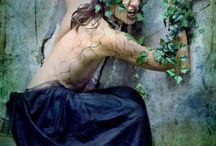 """Fotografie z książki / Zdjęcia autorstwa Alicji Reczek White Alice z książki """"Kolory Nadziei"""" Barbary Szafraniec."""