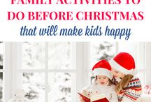 Christmas: Best ideas for happy moms and kids