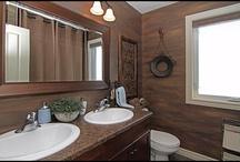 Bathroom ideas / by Amanda Battles