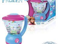 Disney Frozen Oyuncak Müzikli Mikser