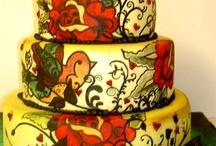 amazing cakes / by Cassandra Ericson