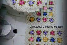 Andreia Artesanatos / croche
