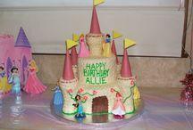 Party Cakes / by Kristie Misdom