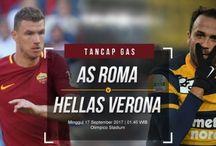 Prediksi AS Roma vs Hellas Verona 17 September 2017