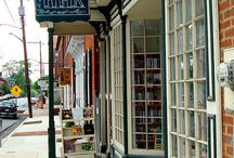 Great Bookstore storefronts