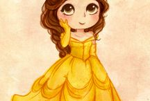 Something There. / Belle.