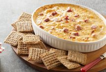 Good Things to Eat - DIps & Appetizers