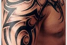 Tattoos / Collection of Tattoos for men