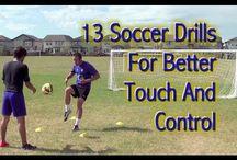 Footy skills