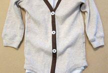 Vêtements pour mon petit bébé