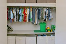 Toy storage / by Courtney Bickerton