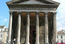 Temples romans
