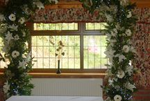 Wedding arches / Different options with wedding arches