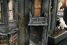 Haunted dolls' house