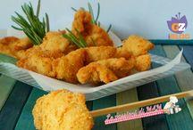 Secondi di pollo / piatti carne, pesce, diverse
