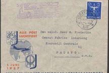Stamps, Netherlands