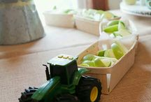 Tractor Bursdag