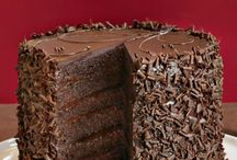 7 layers cakes!!!!!!!!!!!! / by Erin Chriswell