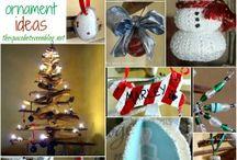 Do zrobienia - ozdoby na Boże Narodzenie