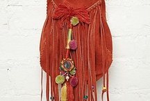 Hippie stuff,i.e. colorful stuff