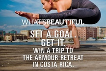 What's Beautiful / Under Armour What's Beautiful Campaign helping to redefine the female athlete.