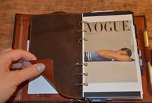Leather Planner ...