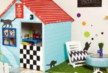 Ideas para los peques / Aquí encontrarás un sin fin de ideas para los más pequeños de la casa. #leroymerlin #peques #familia #decoración #diy #manualidades