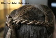 For my Girls' hair! / by Misty Gutierrez