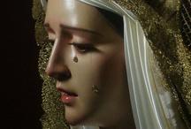 Virgen Sagrada Maria
