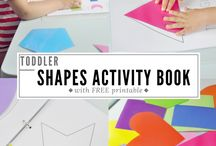 Shapes Learning Activities