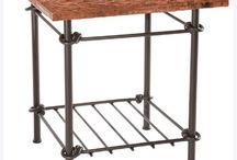 Tavolino laterale divani