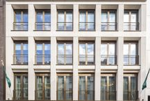 2016 Shortlist - Clarges Estate, London / Clarges Estate is a new-build development in the heart of Mayfair, central London. The logistics and time restraints related to projects in this area require a high level of innovative construction techniques to achieve programme and adapt to installation constraints, which have been a high focus on this project.