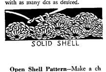 Crochet stitches / A visual encyclopaedia of stitches to help me in my hookery