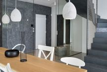 Glass Interiors / Glass can be used as a featured inside a home or office to add aesthetic appeal