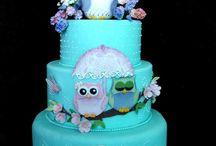 Cake ideas! / by Kayla Baker