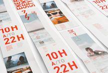 DESIGN : brochures / catalogs / by Crystian Cruz