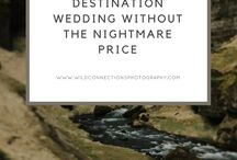DESTINATION WEDDING BUDGET PLANNER / Tips and tricks to help you to have your dream destination wedding at a price that won't give you nightmares.