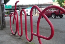 Cool Bike Parking / by Fred Ross