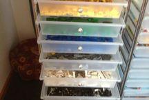 Lego madness / Organizing the Legos
