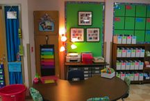 Getting Organized / Organizing tips & ideas for the classroom: A big part of classroom management is establishing an attractive, organized classroom. It is so important to create an engaging and colorful learning environment for students of all ages. It is definitely worth the time you put in.